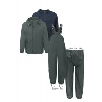 Комплект куртка и брюки RAIN SЕТ PLAIN