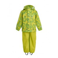 Комплект (куртка и брюки PU) TICKET TO HEAVEN   цвет 5113 салатовый