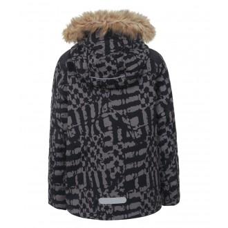 Куртка с капюшоном для мальчиков MALLJACKEТ ALLOVER