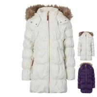 Пальто с капюшоном для девочек MARTHA СОАТ